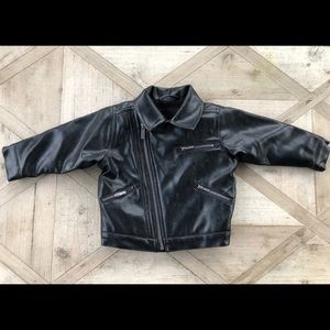 3/$25 Kenneth Cole Reaction Leather Jacket by